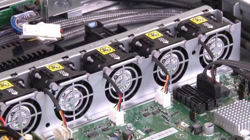 ventilador fan cooler servidor ibm x3250 m5 m4 y otros