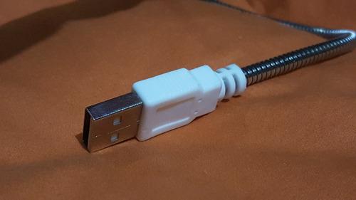 ventilador flexible usb