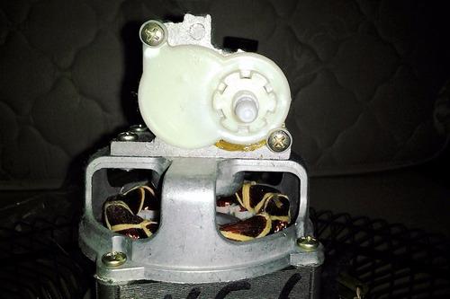 ventilador fm de pedestal 18 pulgadas, motor turbo