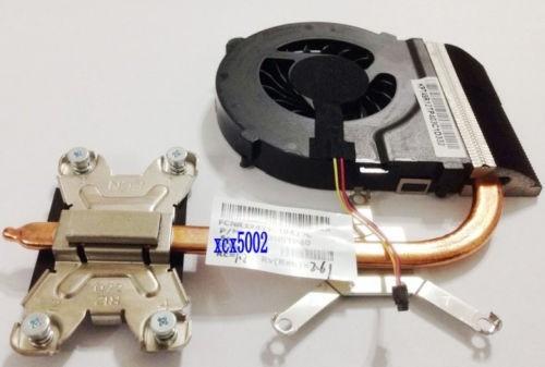 ventilador & heatsink para hp pavilion g7-1206ss g7-1205so