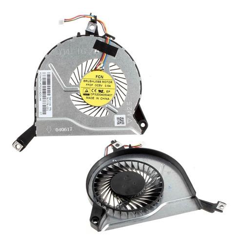 ventilador hp 14-v 15-v 15-p 15-k 17-f nuevo, original