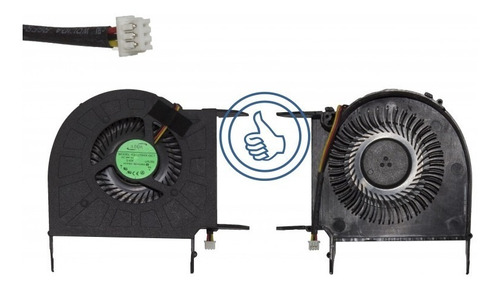 ventilador hp dv6-1000 amd discret video card ab7805hx-l03
