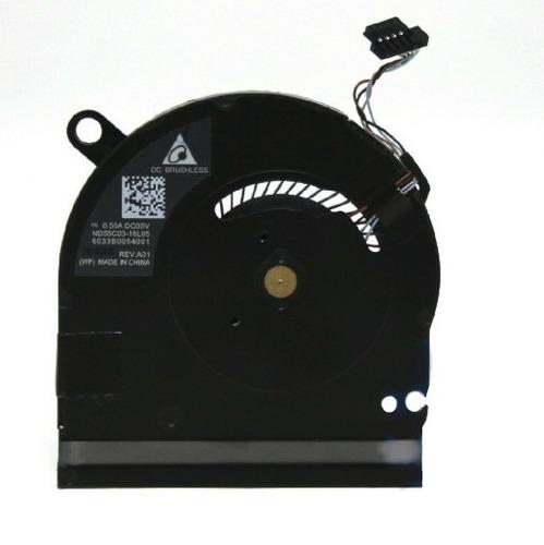 ventilador hp envy 13-ad derecho 928462-001