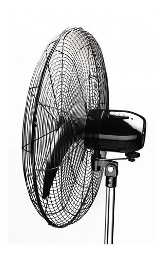 ventilador industrial axel 30 pie motor reforzado oscilante