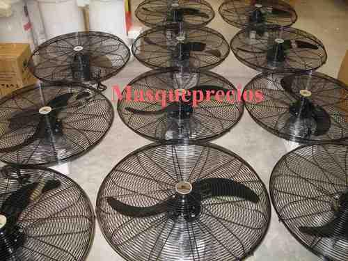 ventilador industrial czerweny 30 /75cm pared 285 w oferta