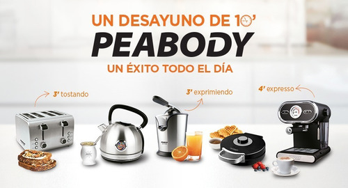 ventilador industrial de pared peabody chico 26 pulgadas