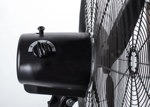 ventilador industrial de pie 26 (pe-vi260l) base metálica