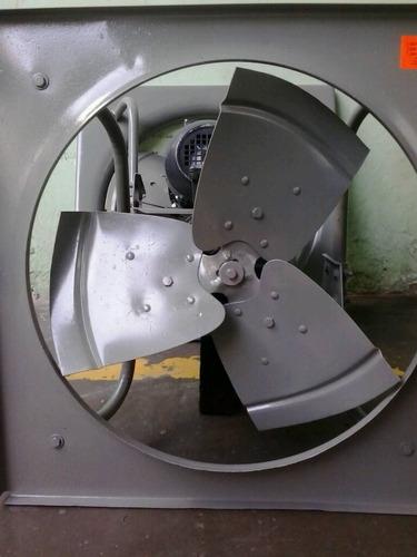 ventilador industrial inyector/extractor aire tam 12