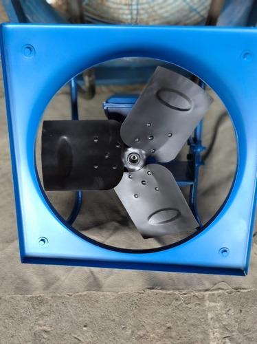ventilador industrial inyector/extractor aire tamaño 12