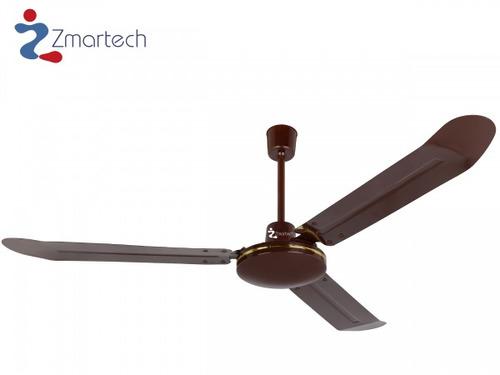 ventilador industrial para techo blanco. vt56zt