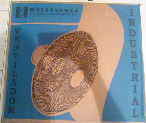 ventilador industrial tripode motorvenca