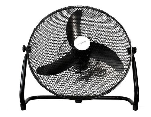 ventilador industrial turbo ken brown kb-tur20 negro 3v pce