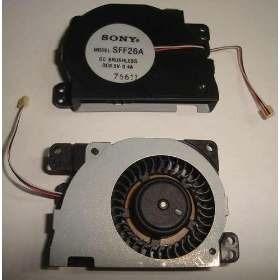 ventilador interno sony -ps2 ---fan cooler
