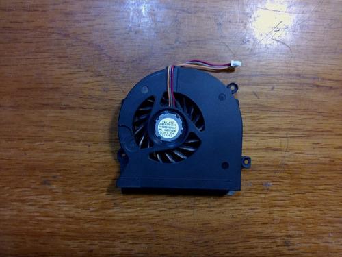 ventilador - laptop toshiba l505d