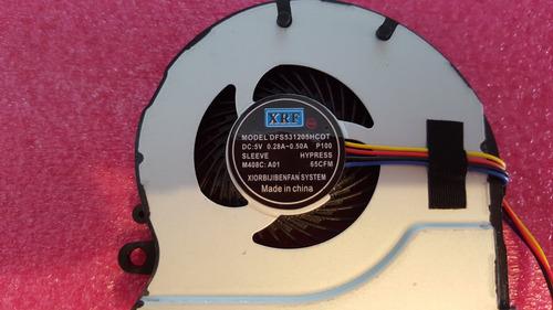 ventilador lenovo z480