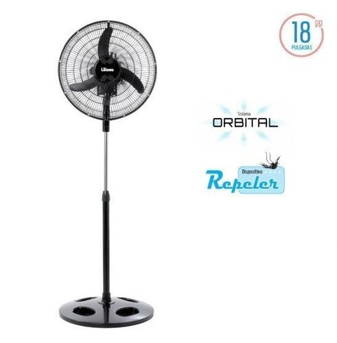 ventilador liliana de pie 18  vprn18 - aj hogar