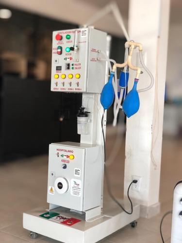 ventilador mecanico uso medico hospitalario