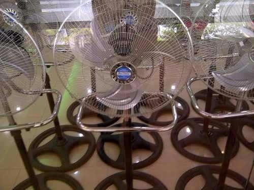 ventilador metalico 3 en 1  embovinado 100% cobre