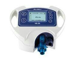 ventilador mevanico resmed vsiii (presion,volumen,cpap)