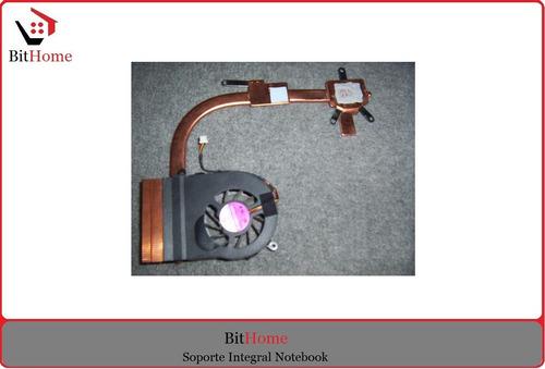 ventilador notebook olidata l41ii1 + disipador