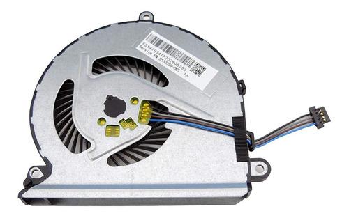 ventilador nuevo hp 15-au 15-aw series pn: 856359-001