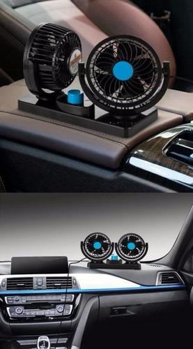ventilador para automovil o camión 12v 24v