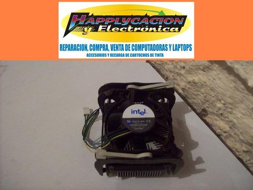 ventilador para microprocesador intel pga478 socket