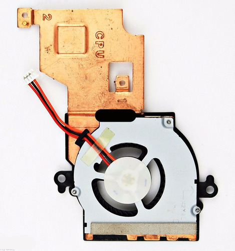 ventilador para samsung np-nf210 series m-935-11 ba62-00543d