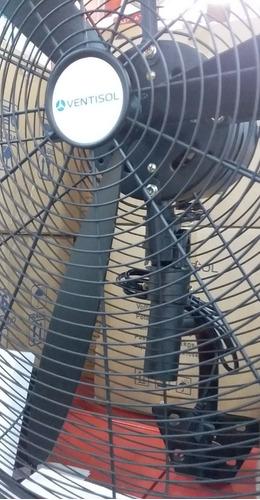 ventilador pared industrial- 80 cm-motor 260 watt- ventisol