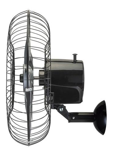 ventilador parede 50cm bivolt 200w 6 pás steel  ventisol