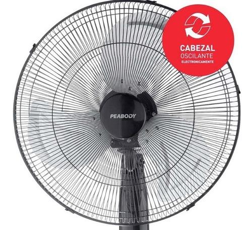 ventilador peabody pe-vp350 de pie 130w caja rota digital