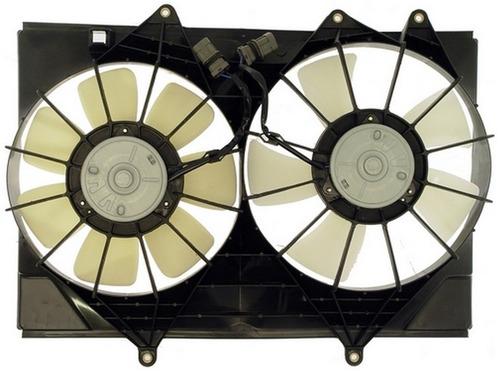 ventilador radiador a / a isuzu rodeo sport l4 2001 - 2003