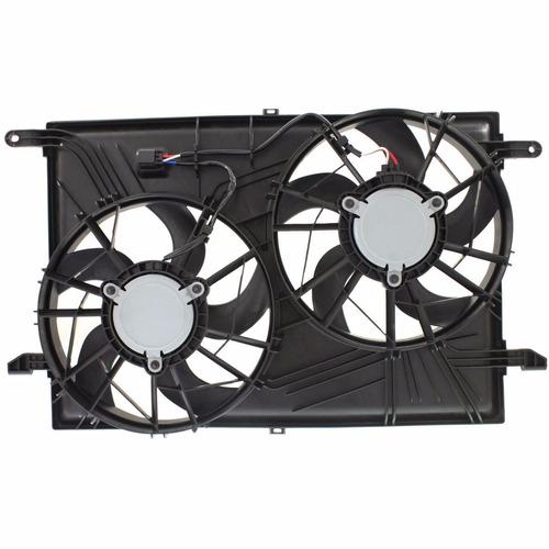 ventilador radiador buick enclave 3.6l 2008 - 2016 nuevo!!!