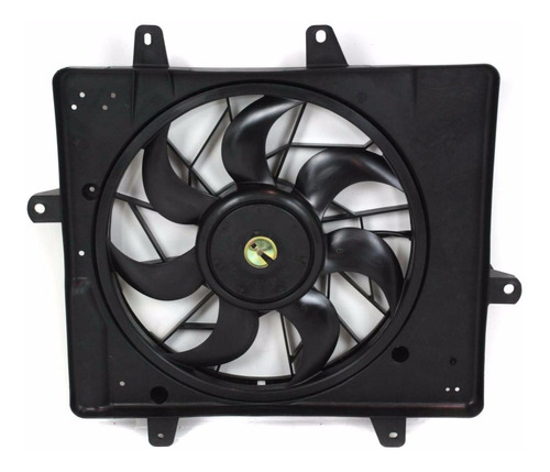 ventilador radiador chrysler pt cruiser 2001 - 2005 no turbo