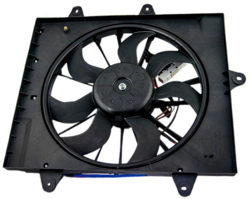 ventilador radiador chrysler pt cruiser 2.4l turbo 2006 2009