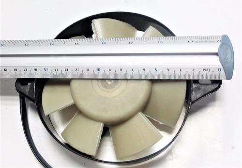 ventilador radiador mmg carabella atv voodoo adaptable