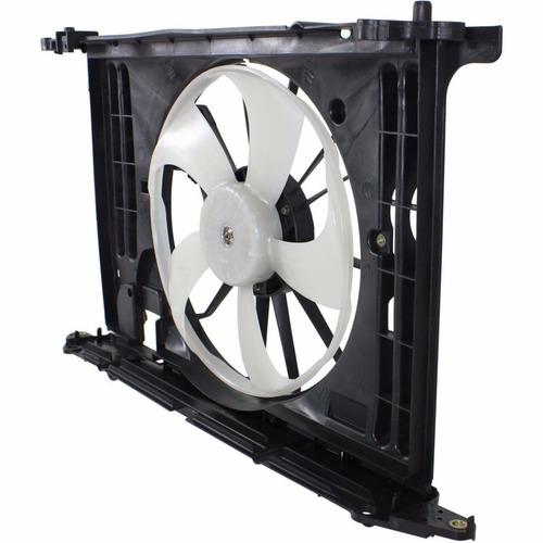 ventilador radiador toyota corolla 1.8l 2009 - 2013 nuevo!!!