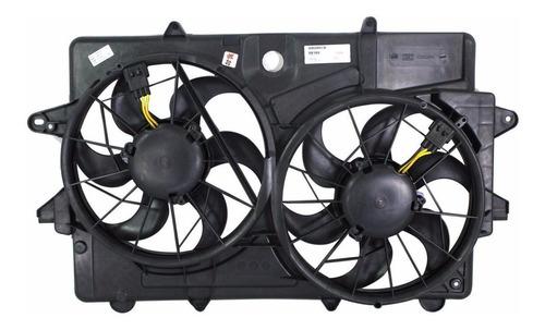 ventilador radiador y a / c ford escape 2.3l l4 2005 - 2007