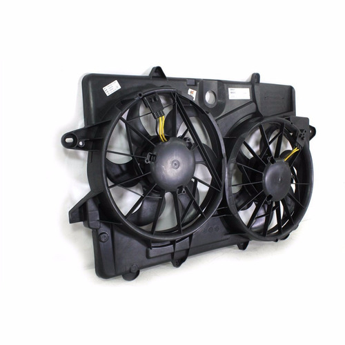 ventilador radiador y a / c mazda tribute 2.3l 2005 - 2006