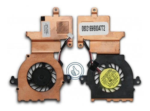 ventilador samsung n150 n148 np130 n150 n250 ba62-00495b