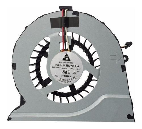 ventilador samsung np500p4c, np500p4a nuevo original