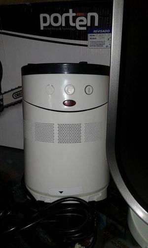 ventilador sin aspas c. remoto movimiento giratorio automat.