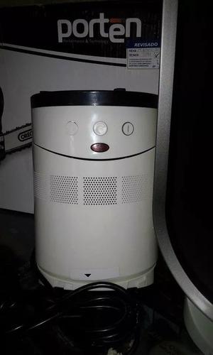 ventilador sin aspas, control remoto.