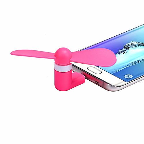 ventilador smartphone surtido al por mayor x 12 und