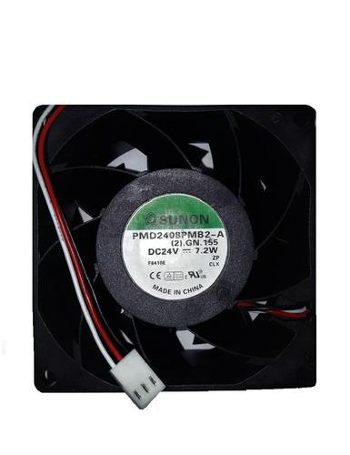 ventilador soldadora indura 80x80x38mm dc 24v 7.2 w