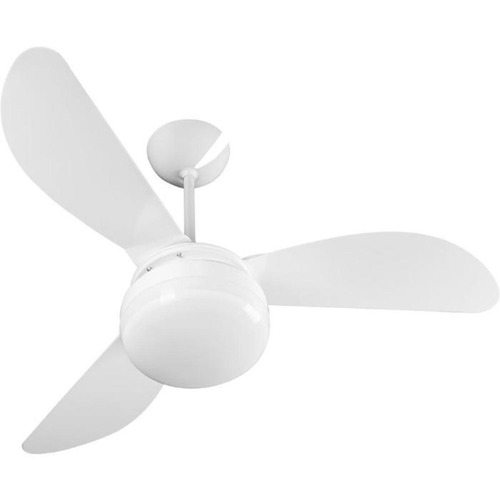 ventilador teto ventisol fênix 3 pás branco sem controle