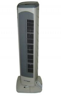 ventilador torre 29  continental electric blanco ce29631