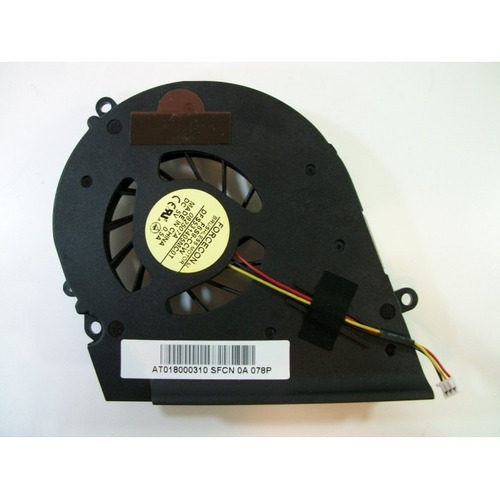 ventilador toshiba a200 a205 a210 a215 l450 l450d l455 l455