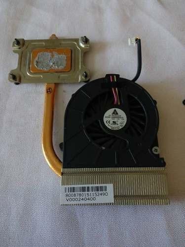 ventilador toshiba satelite c645 - sp4131l