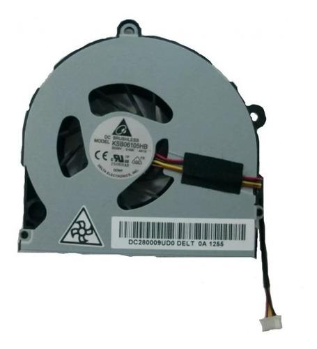 ventilador toshiba satellite p770 p775 dc28000ccd0